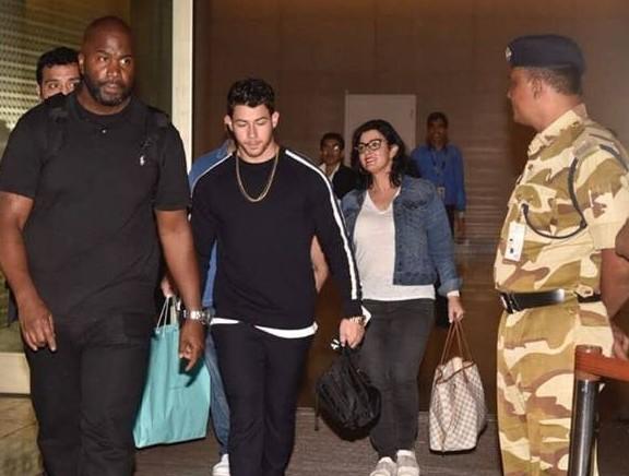 Priyanka Chopra Engagement Party: Nick Jonas and family arrive in Mumbai