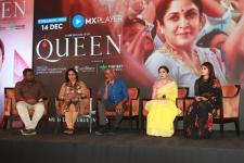 Queen Press Meet