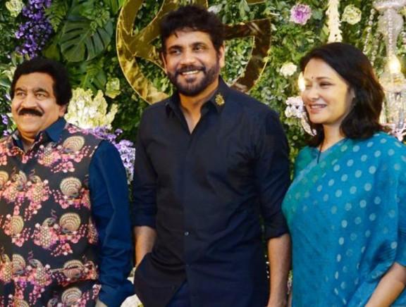 Saina Nehwal and Parupalli Kashyap's Wedding Reception - Hindi Tamil Event Photos