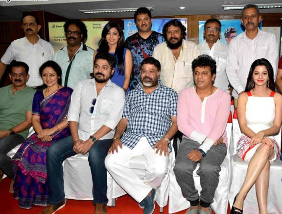 Shivalinga Press Meet