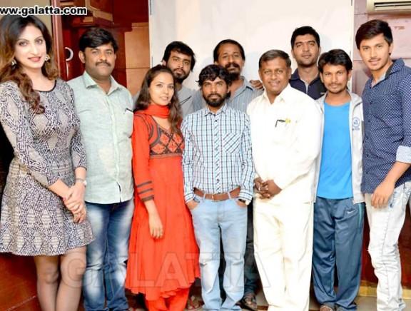 Shree Chakra Press Meet