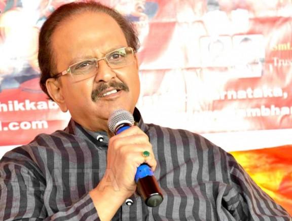Singer SP Balasubrahmanyam Press Meet