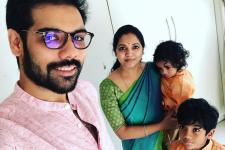 South Indian Stars Family Photos - Tamil Photo Feature