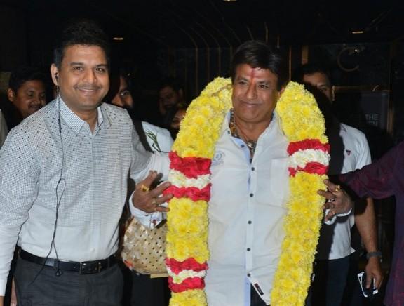 Special Screening of NTR Kathanayakudu
