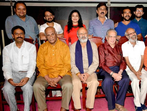 Sunil Kumar Desai's Re Film Press Meet