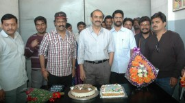 Suresh Babu Birthday Celebrations