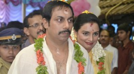 Swetha Menon Wedding Photo