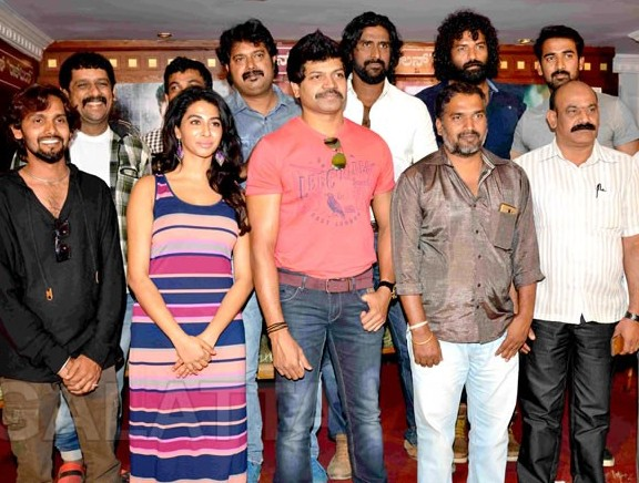 Tyson movie  Press Meet