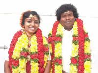 Yogi Babu Wedding Photos