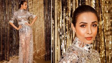 Malaika Arora reflecting out some glamour