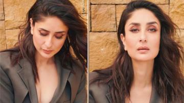 Kareena Kapoor Khan's earthy suit is a cool number