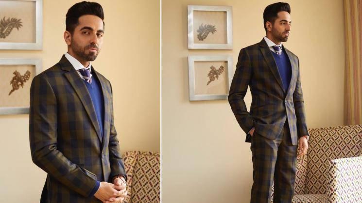 Ayushmann Khurrana looking like the good ole' Englishman