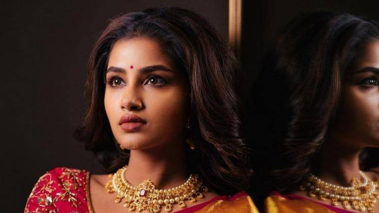 Take a look at Anupama Parameswaran's traditional avatar
