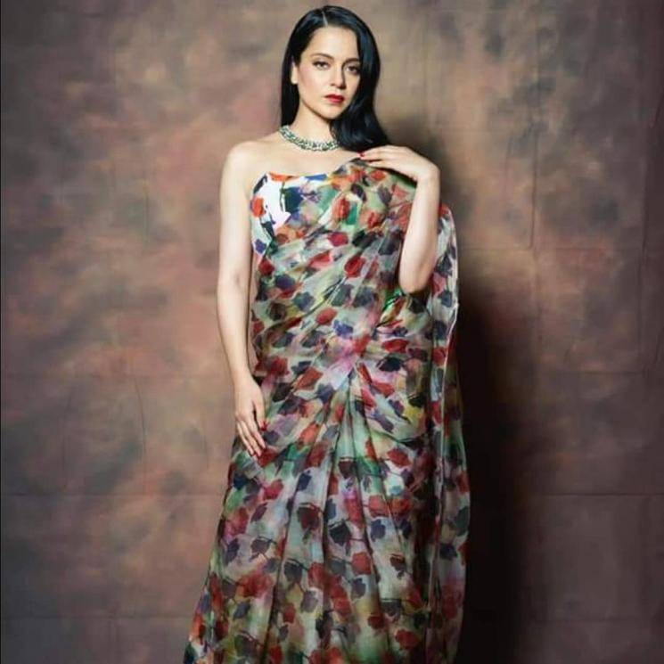 We love this makeup scheme which makes Kangana look retro - Fashion Models
