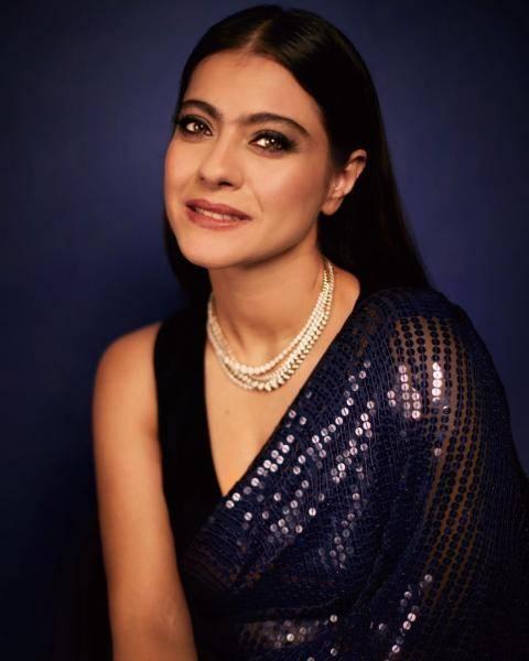 The pearls from Joy Alukkas feels Kajol-like - Fashion Models