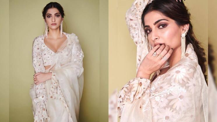 Sonam Kapoor Ahuja looking as fresh as a daisy