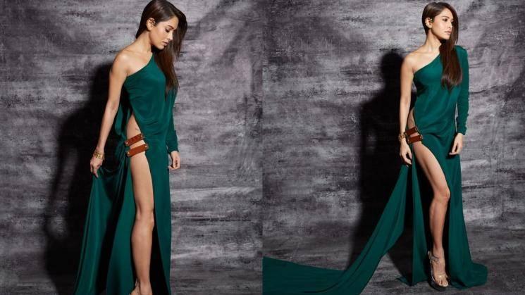 Nushrat Bharucha sets the fashion bar high early in the year