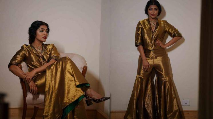 Reema Kallingal is the golden girl this week!