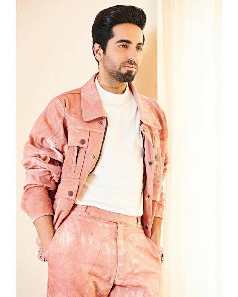 Ayushmann Khurana was recently clicked in this ensemble from Zegna and we're dead now - Fashion Models