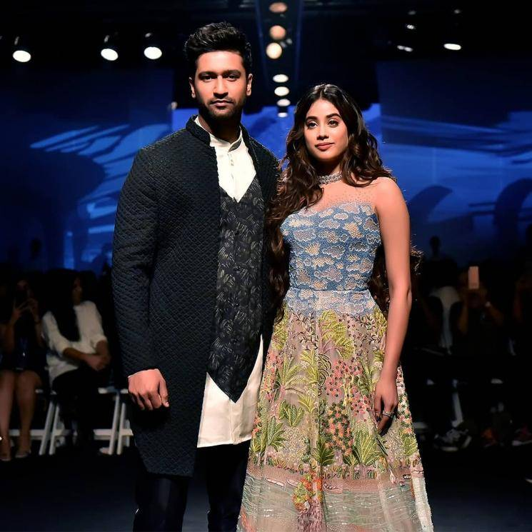 Jhanvi Kapoor was the showstopper for designer Rahul Mishra at the Lakme Fashion Week and boy, did she do a good job! - Fashion Models