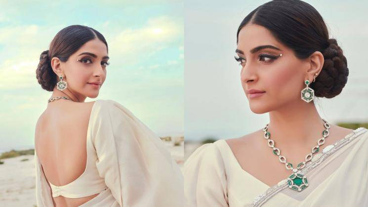 Sonam Kapoor looking like she's straight out of Shor