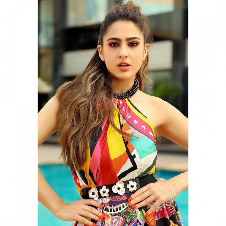 Sara Ali Khan was recently spotted in this hot ensemble that we absolutely loved - Fashion Models