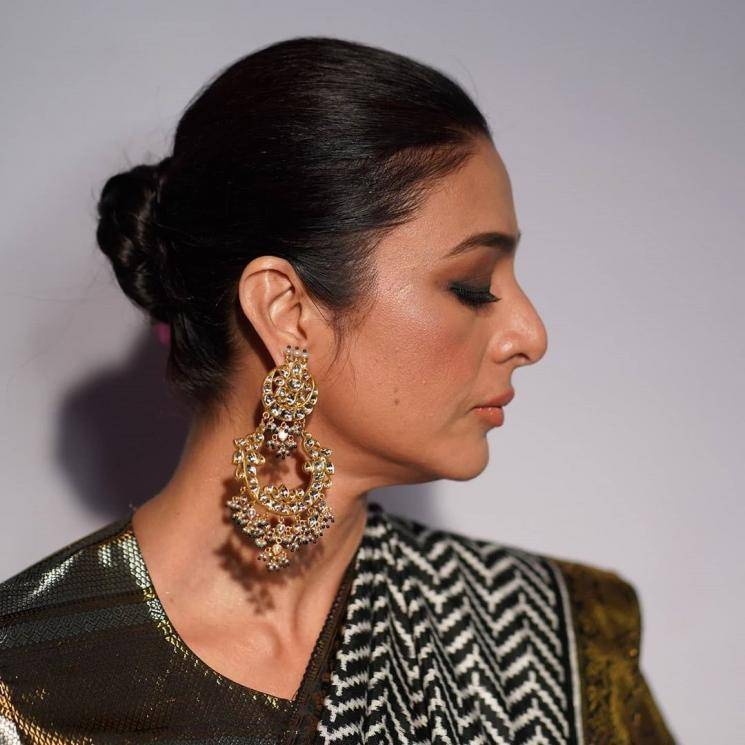We also loved Taboo's chunky dangler earring and the eye serene makeup - Fashion Models