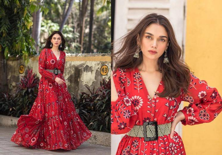 Aditi Rao Hydari heralding the summer in