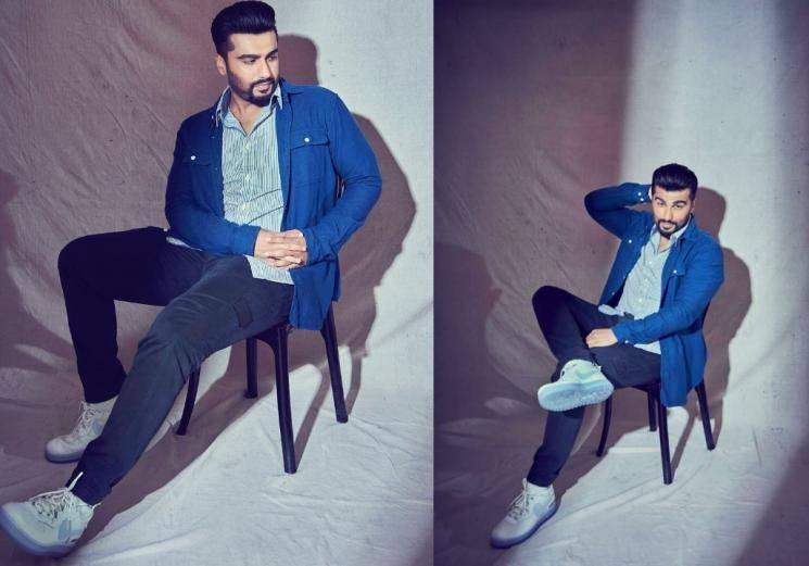 Arjun Kapoor's double-shirt look is a win
