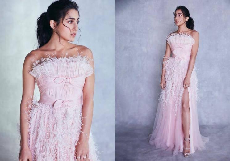 Sara Ali Khan is cute as always in pink