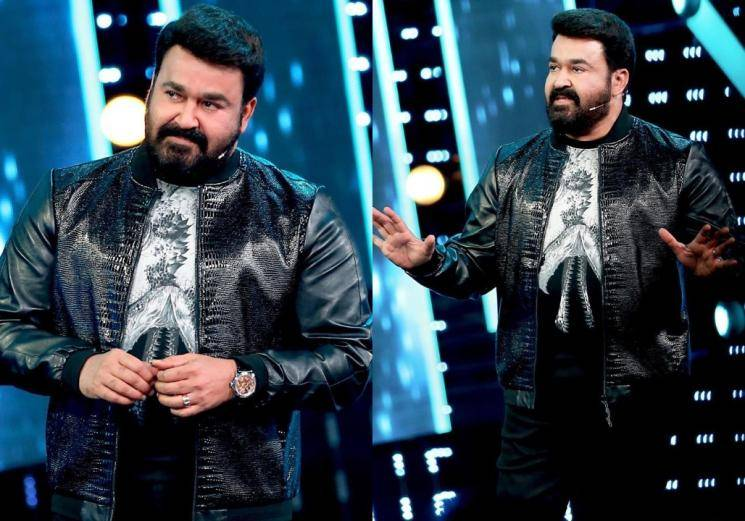 Mohan Lal's jacket in Bigg Boss this week has the bad boy vibes