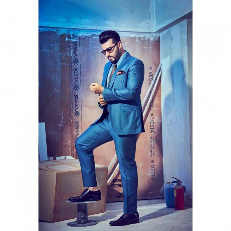 Arjun Kapoor attended the Critics Choice Awards recently wearing this cool suit from Canali - Fashion Models