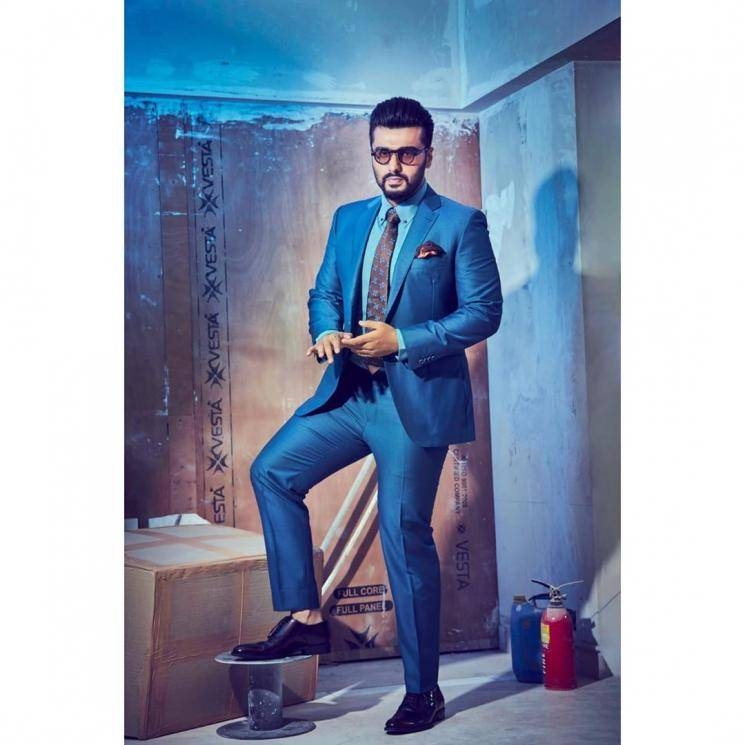 The electric blue of the suit is cool, so is the classic pair of shoes from Dior; Special mention: those nerdy-nice sunglasses from Kuboraum - Fashion Models