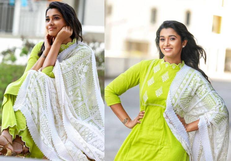 Priya Bhavani Shankar is the girl next door, now and forever! - Fashion Celebrity