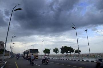 Brace up for showers, Chennai, there - Daily Cinema news