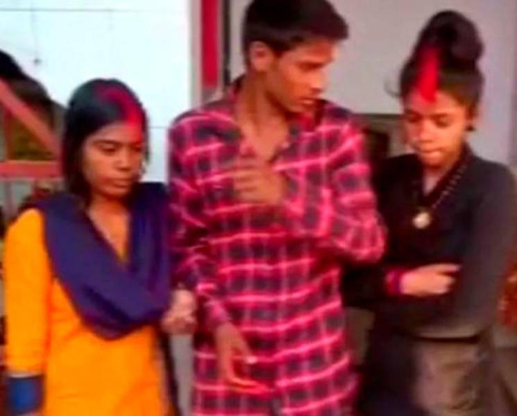 ஒரே நேரத்தில் 2 காதலிக்கு தாலி கட்டிய காதலன்! - Daily Cinema news