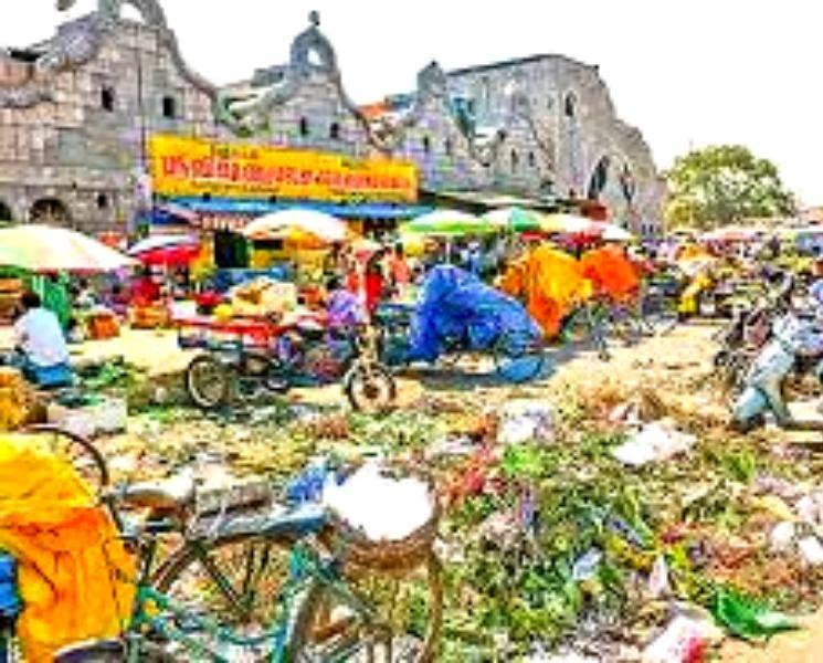 கோயம்பேடு மார்க்கெட்டில் 1500 சில்லறை கடைகளை மூட உத்தரவு! - Daily Cinema news