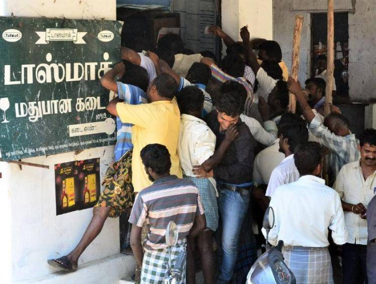 TASMAC liquor outlets in Chennai city and its suburbs could be reopening soon. - News Update