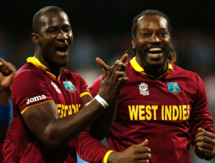 West Indies player Darren Sammy alleges racism - Chris Gayle comes to his support! - Daily Cinema news