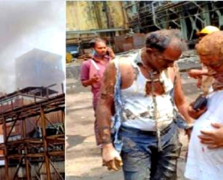 என்.எல்.சி விபத்து 6 ஒப்பந்த தொழிலாளர்கள் பலி! 17 பேர் காயம்.. - News Update