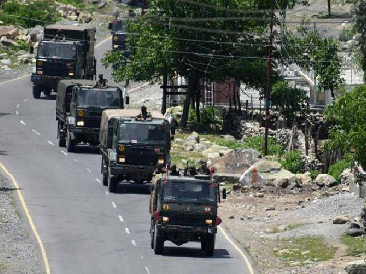 Indian Army to resume patrolling in Galwan Valley post complete disengagement! - Daily Cinema news