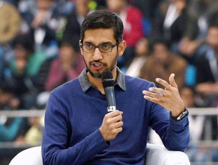 Google CEO Sundar Pichai describes Instagram vs Reality in a simple manner with two pics - Daily news