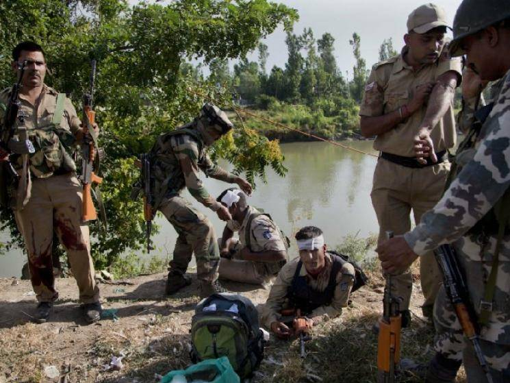 3 Indian Army soldiers martyred in clash with militants at Manipur! - Daily news