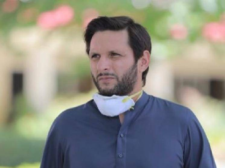 Cricketer Shahid Afridi trolled for calling India lucky in World Cup wins against Pakistan!
