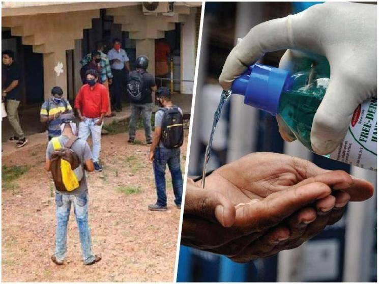 Nine die in Andhra Pradesh after consuming hand sanitiser due to lack of liquor