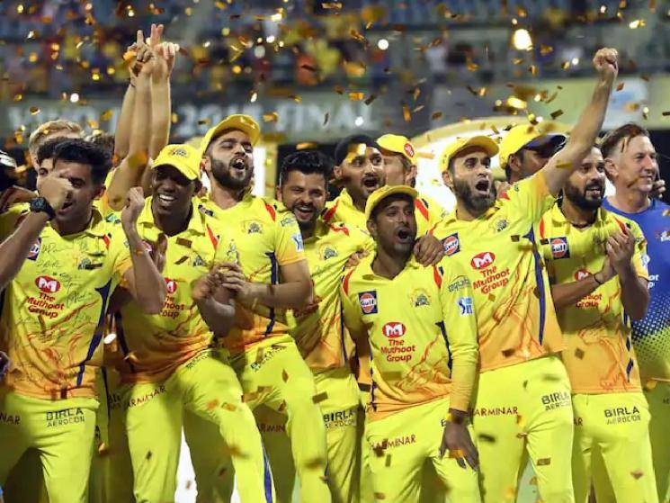 CSK to begin IPL 2020 training from August 10, in UAE! - Daily news