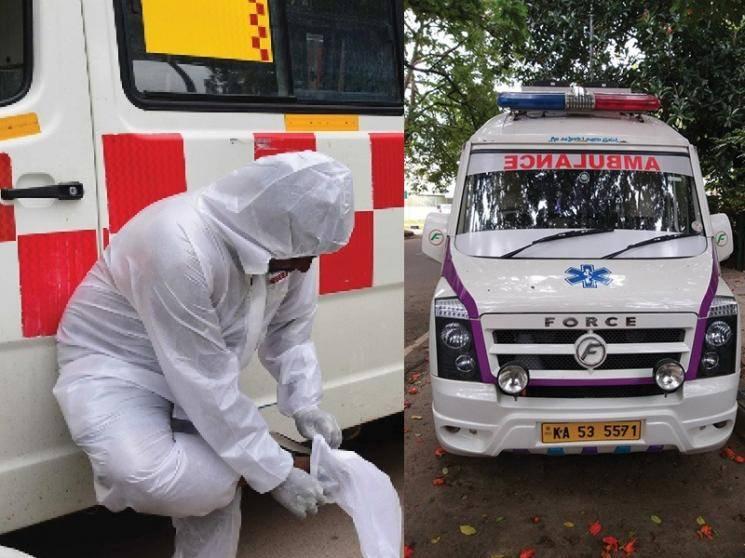 Bengaluru COVID-19 victim's family thrash ambulance driver