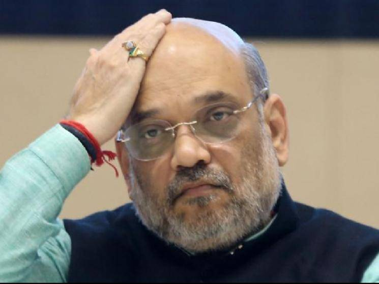 Home Minister Amit Shah hospitalised after testing positive for COVID!