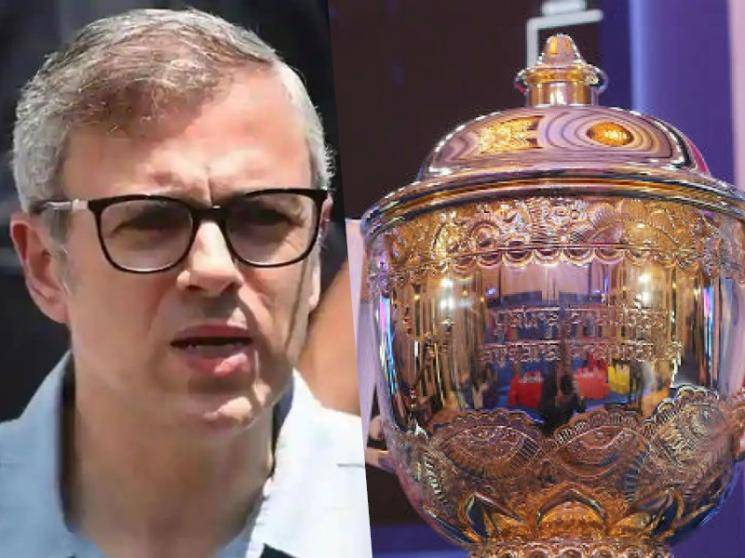 IPL sponsor is Chinese, but people told to boycott goods: Omar Abdullah