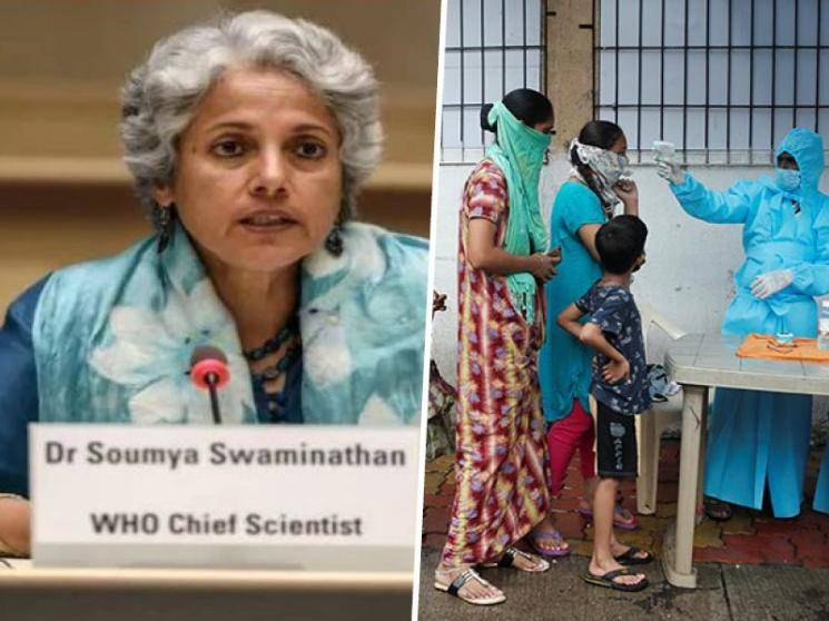 COVID-19 testing in India lower compared to other countries: WHO chief scientist Soumya Swaminathan